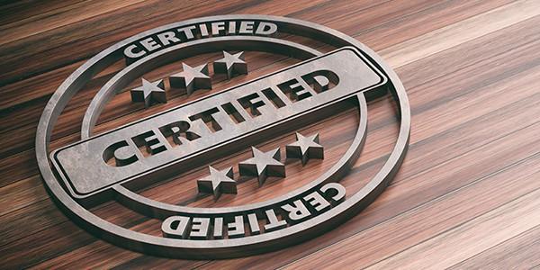 certified oem certification
