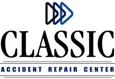 Classic Accident Repair Center Logo